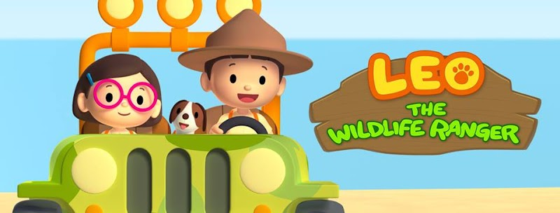 "ZooMoo premieres ""Leo the Wildlife Ranger"", a new Animated Series to Raise Wildlife Awareness"