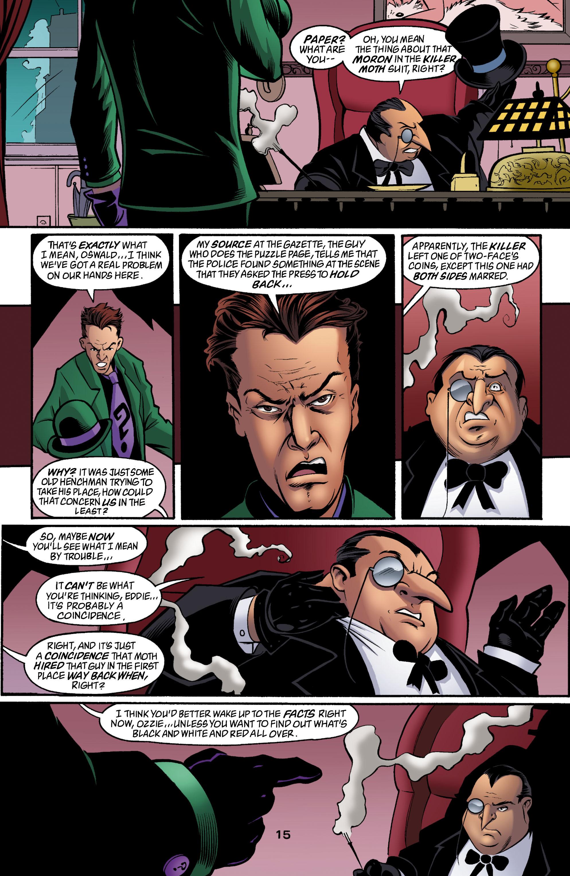 Detective Comics (1937) 777 Page 15