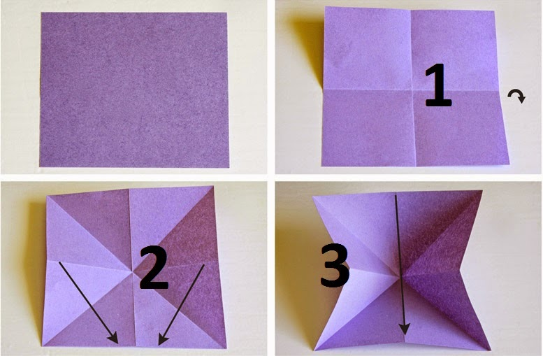 How to make Origami Butterfly | Origami Paper - photo#5