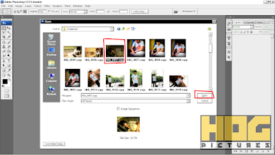 Cara Membuat Foto Hitam Putih dengan Threshold di Photoshop - Hog Pictures
