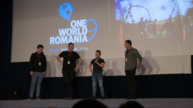 Documentarul Robotelul de Aur la One World Romania