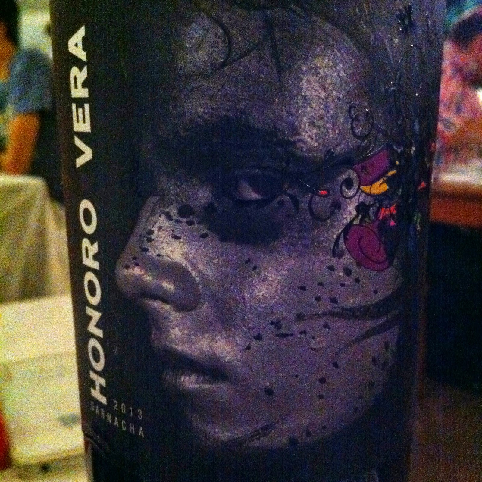 honorio-vera-2013-garnacha-calatayud-tinto