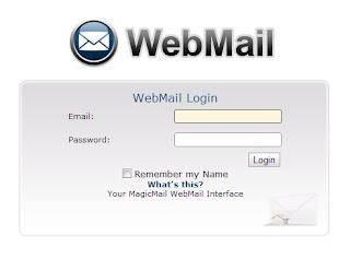 Pengertian webmail