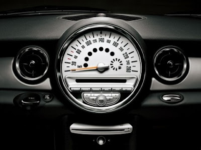 mini cooper all black internal