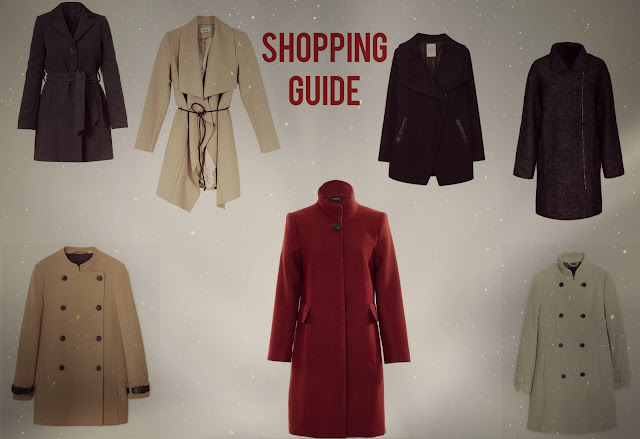 Shopping guide: Παλτό