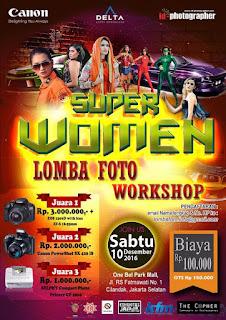 Lomba Fotografi Jakarta Selatan
