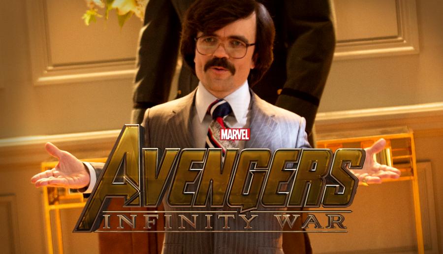 "Peter Dinklage pode se juntar ao elenco de ""Vingadores: Guerra Infinita"""