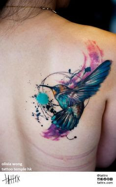 Awesome Bird Tattoos For Women