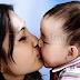 Raya Nanti Elakkan Orang Sekeliling Cium Anak Anda