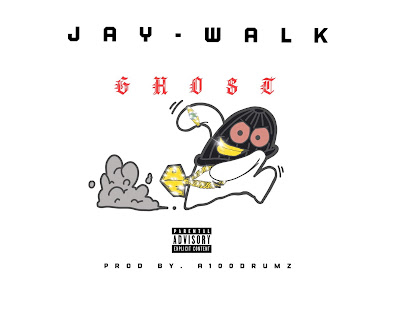 "Jay-Walk (@jaywalk_ocs) - ""Ghost"" Prod. by @A100DRUMZ"
