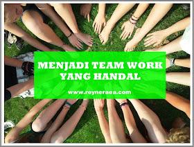 team work yang handal