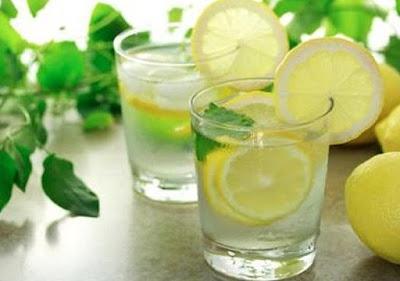 Cara Mudah Turunkan Berat Badan Setelah Lebaran Dengan Air Lemon