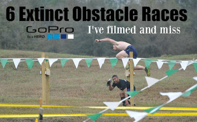 6 Extinct Obstacle Course Races I've Filmed and Miss, The End of Battlefrog Series, Monster Challenges, Extreme Nation Hobie Call, Vintage Obstacle Course Races, Atlas Race Kansas, Filming OCR with GoPro, GoPro Filmmaker, Obstacle Race Training with P90X
