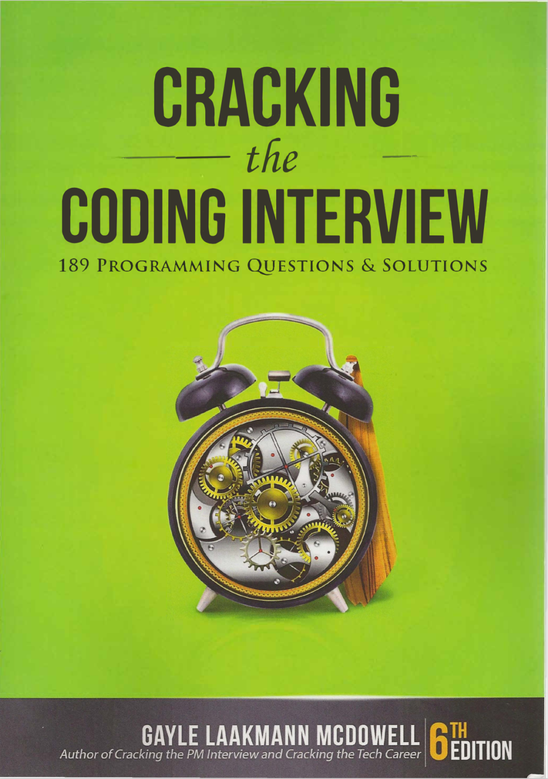 Careercup Cracking The Coding Interview 6th Edition Programming Ebook
