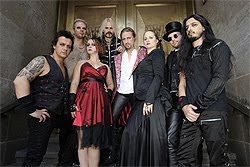Therion en Madrid, Barcelona y Bilbao
