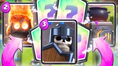 6 kartu terbaru clash royale