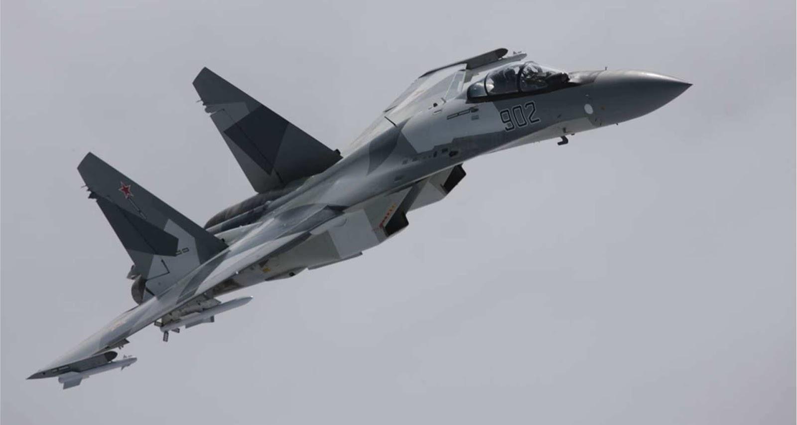 Pembelian Su-35 Indonesia dan senjata lain dari Rusia aman dari sangsi AS, kenapa?