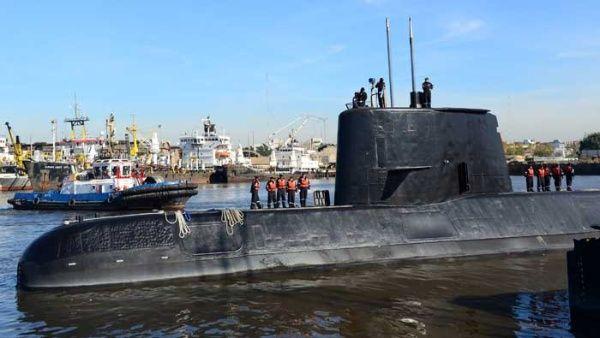 Buque estadounidense se retira de la búsqueda del ARA San Juan