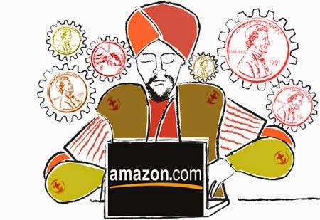 earn money by amazon mechnical turk
