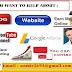 Online Support about Blog and website ब्लॉग सहायता के लिए संपर्क करें