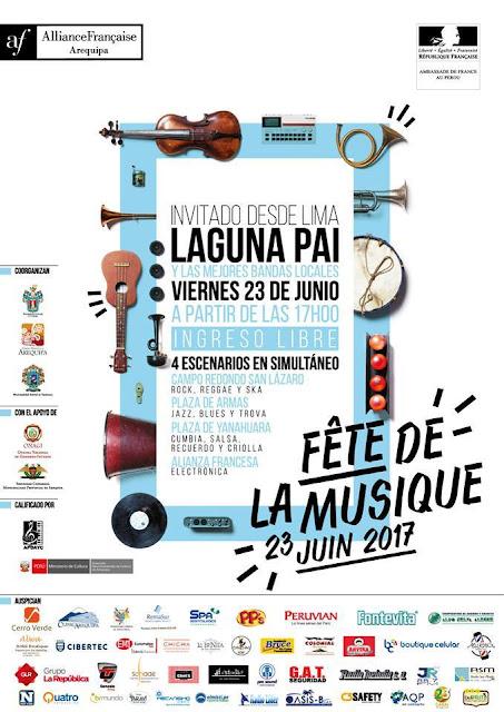 La Fiesta de la Música 2017