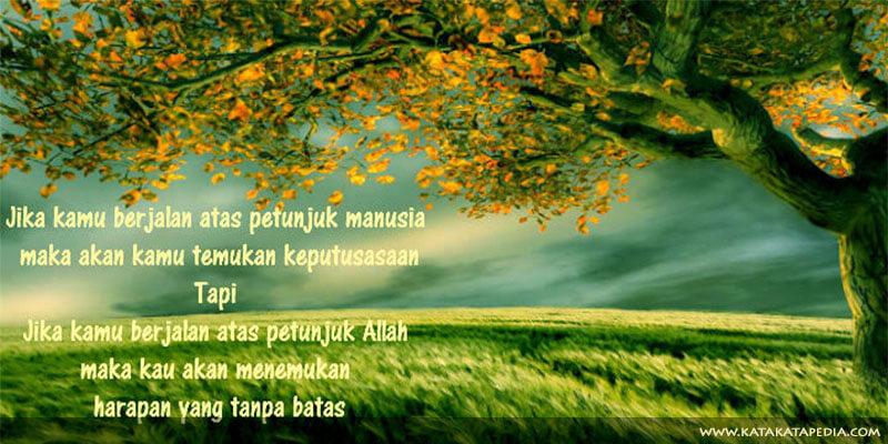 Kata Kata Rindu Nabi Muhammad