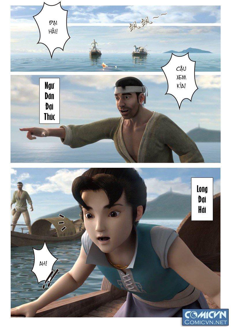 Thiên Ngọc Truyền Kỳ chap 1 - Trang 19