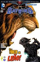 Os Novos 52! Batwing #21