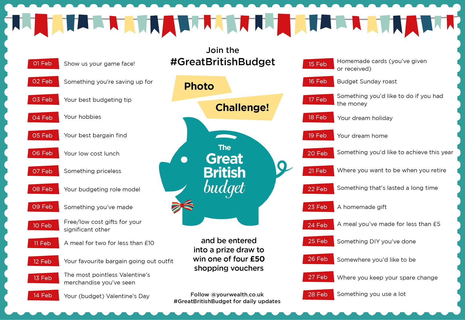 Join Me In The Great British Budget Challange   MUMMY TO THE MAX