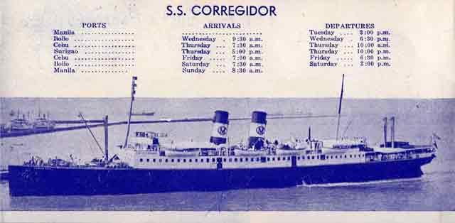 SS Corregidor, which sinks on 16 December 1941 worldwartwo.filminspector.com