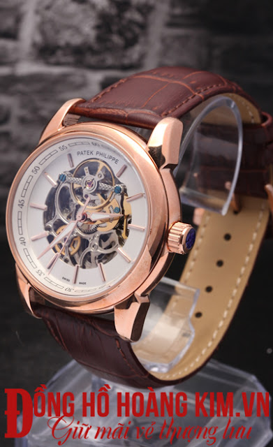 Đồng hồ cơ nam automatic 2016