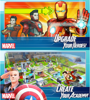 Marvel Avengers Academy Mod Free Store Apk v2.2.0