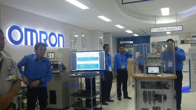 Lowongan Kerja Min SMA SMK D3 S1 Jobs : Operator Produksi PT Omron Manufacturing Indonesia