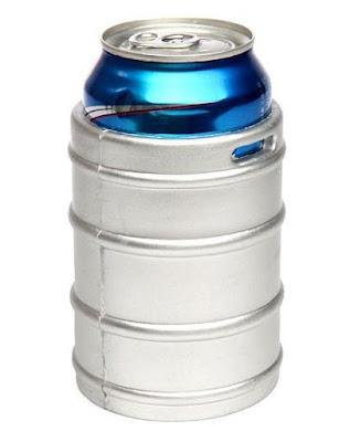 Kegzie Beverage Cooler