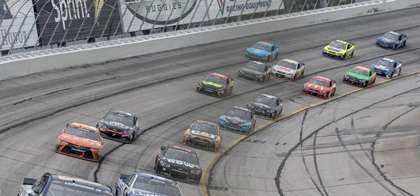 All Three of #NASCAR's National Touring Series Descend on Atlanta Motor Speedway