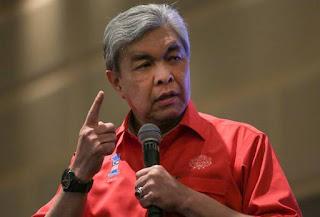 Kebangkitan UMNO Selepas BN Tewas Ditangan Zahid