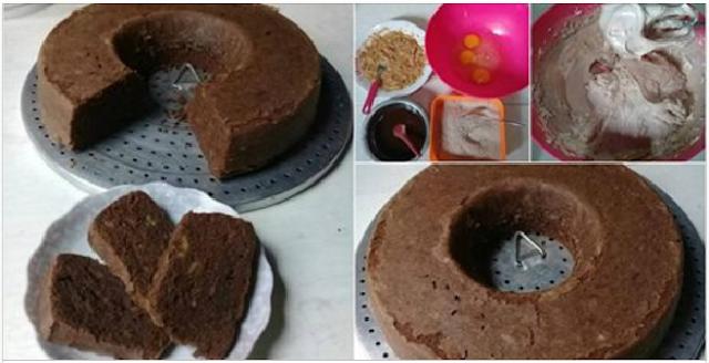 Brownies Kukus Pisang: Resep Membuat Brownies Pisang Kukus Lagi By Anggita Ibund