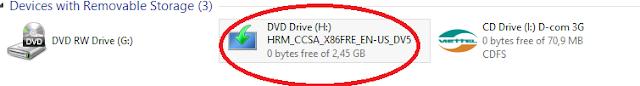 Cách cài đặt  net framework 3.5 trên Windows 8
