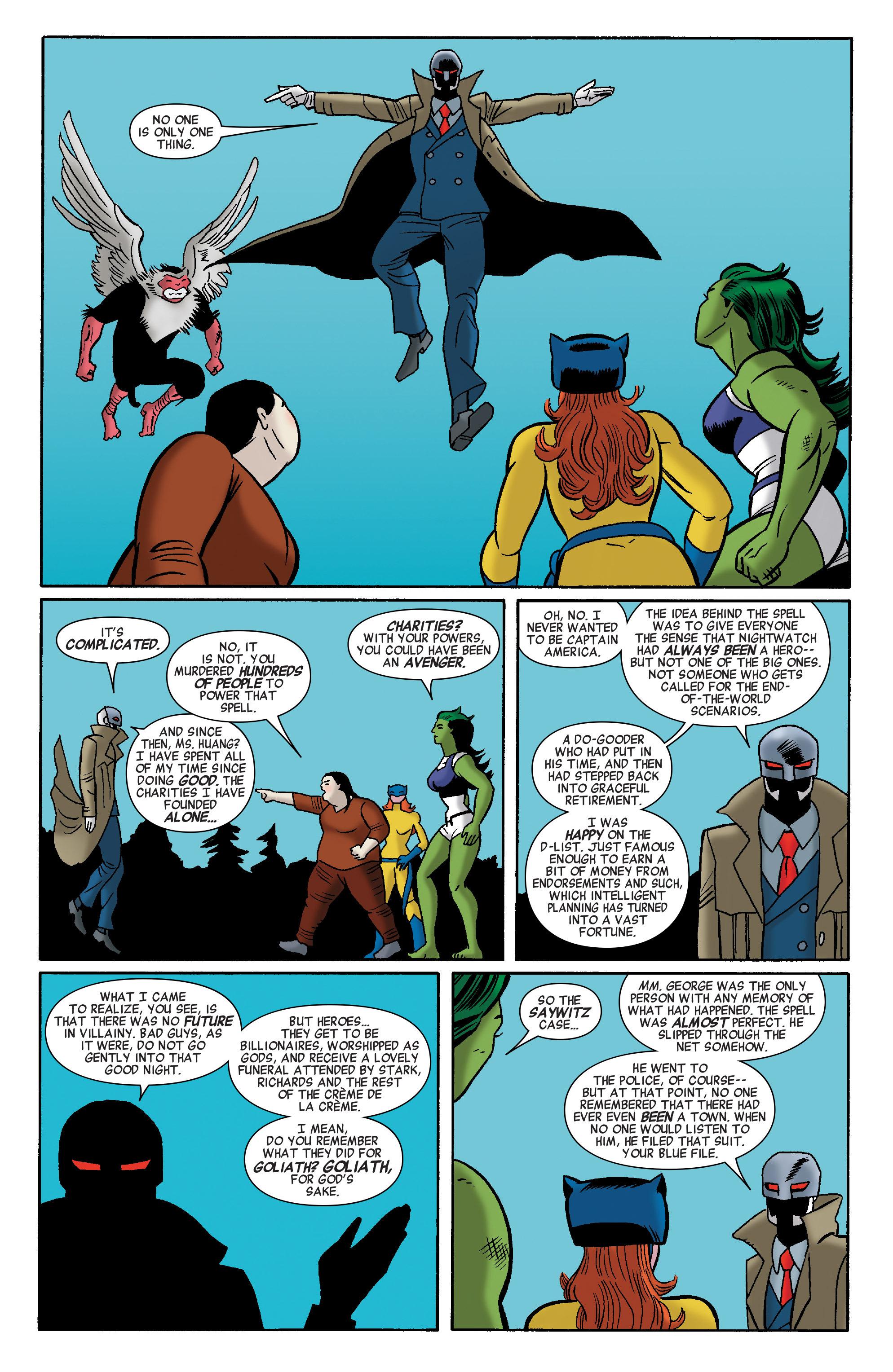 Read online She-Hulk (2014) comic -  Issue #12 - 9