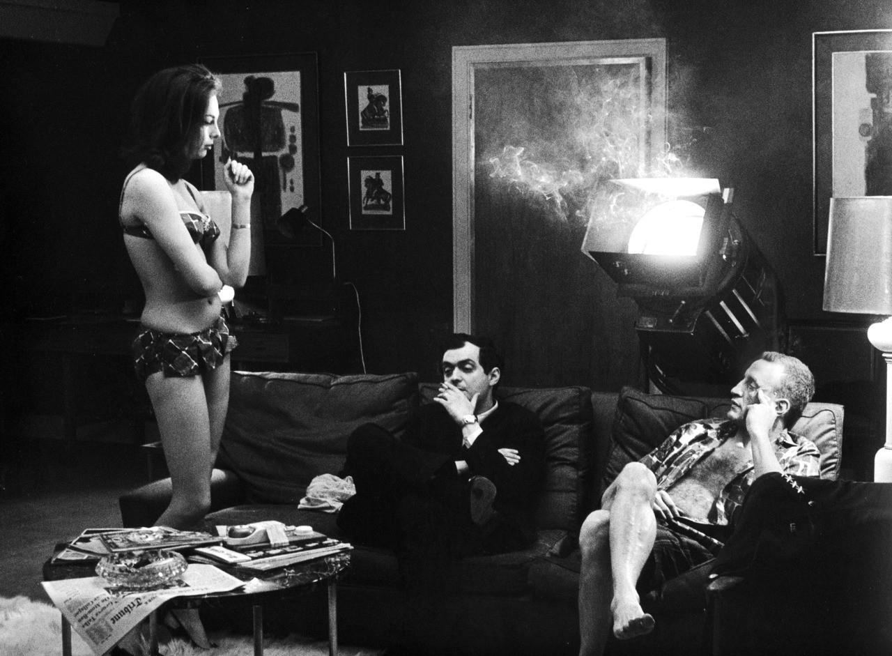 Obsesion Pelicula Porno una peli porno, de terry southern (blue movie, 1970)
