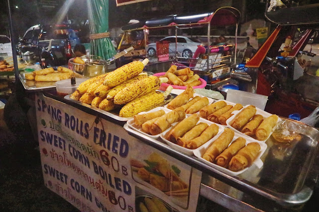 Khao San Road - Thai streetfood