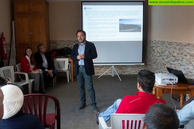 Coalición Canaria renueva el Comité Local de San Andrés y Sauces y elige secretario general a César Martín