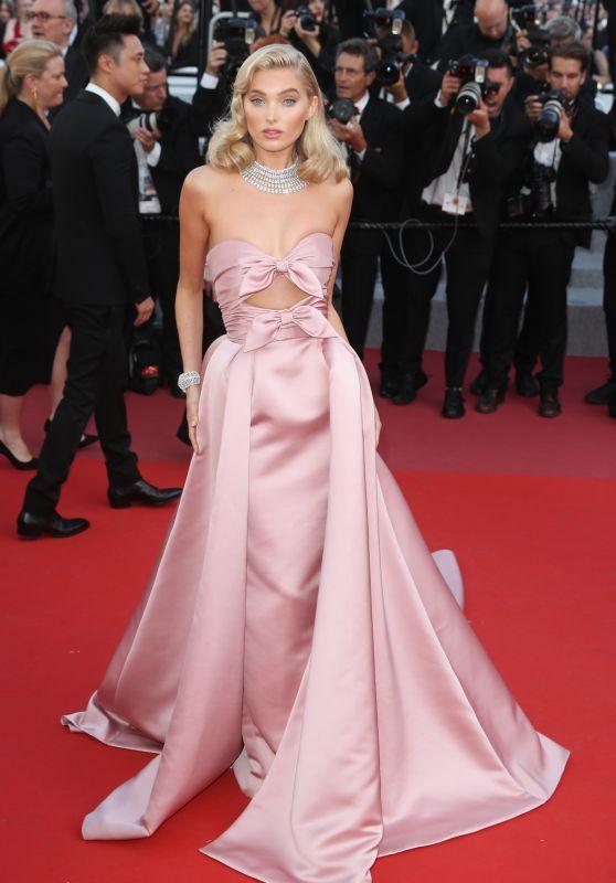 "Elsa Hosk – ""Girls of the Sun"" Premiere at the 71st Cannes Film Festival"