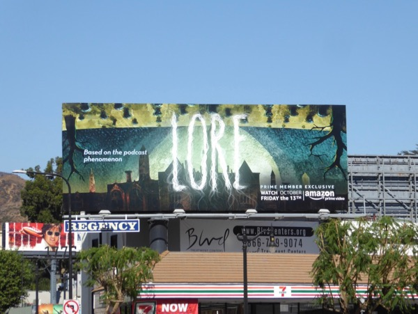 Lore season 1 billboard