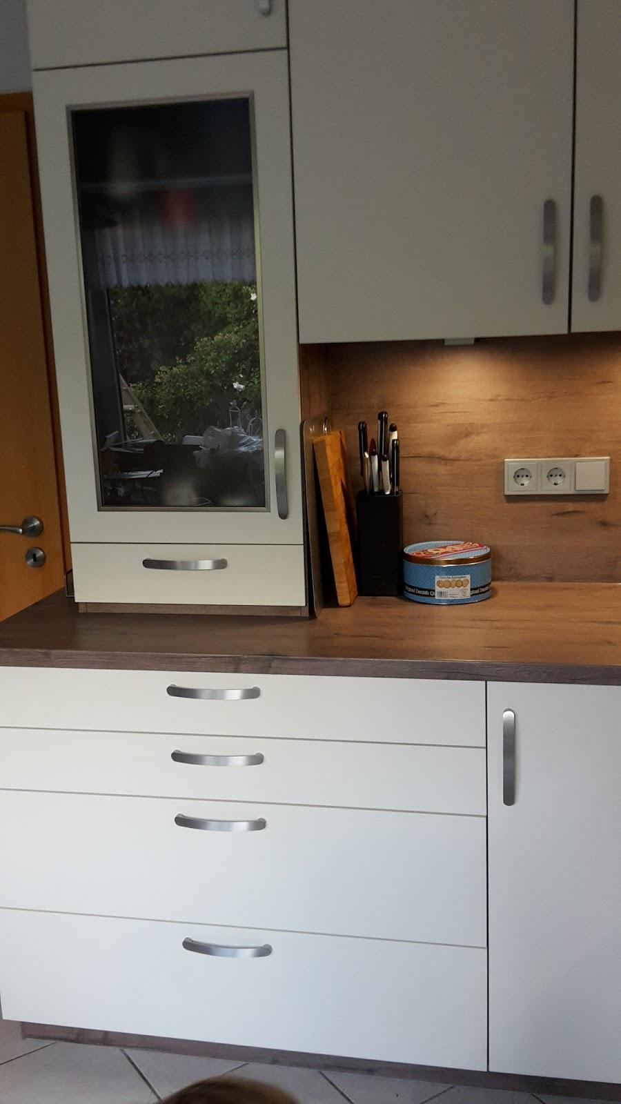 mein erfolgreiches kleines familienunternehmen meine neue k che. Black Bedroom Furniture Sets. Home Design Ideas