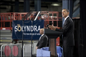 "Solyndra is just the tip of this ""CORRUPT"" iceberg."