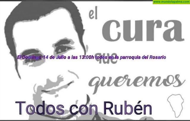 """""""Todos con Ruben"""""""