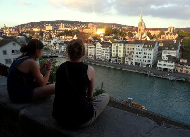 Lindenhof Hill, Zurich