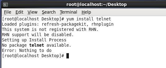 install telnet ubuntu 18.04
