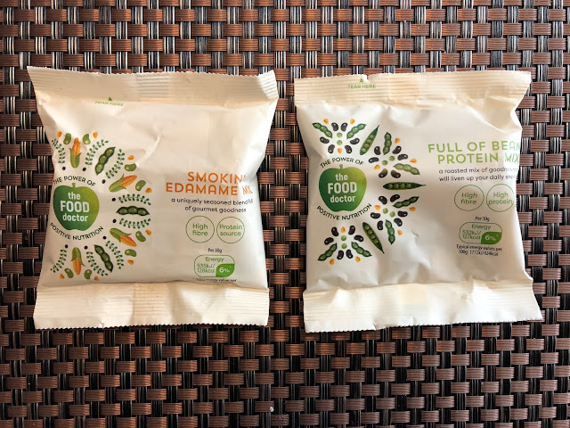 savoury protein snacks